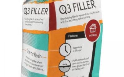 Axus Q3 Filler Review by Chris Brettle