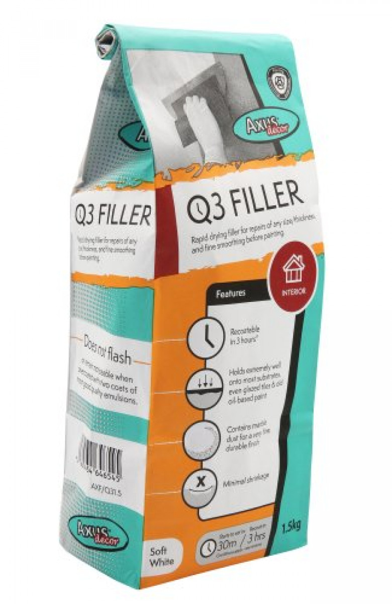Axus Q3 Filler Review