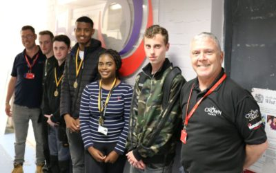 Apprentices Get Colour Confident With Crown