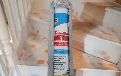 Ciret OneTime Decorators Caulk Review