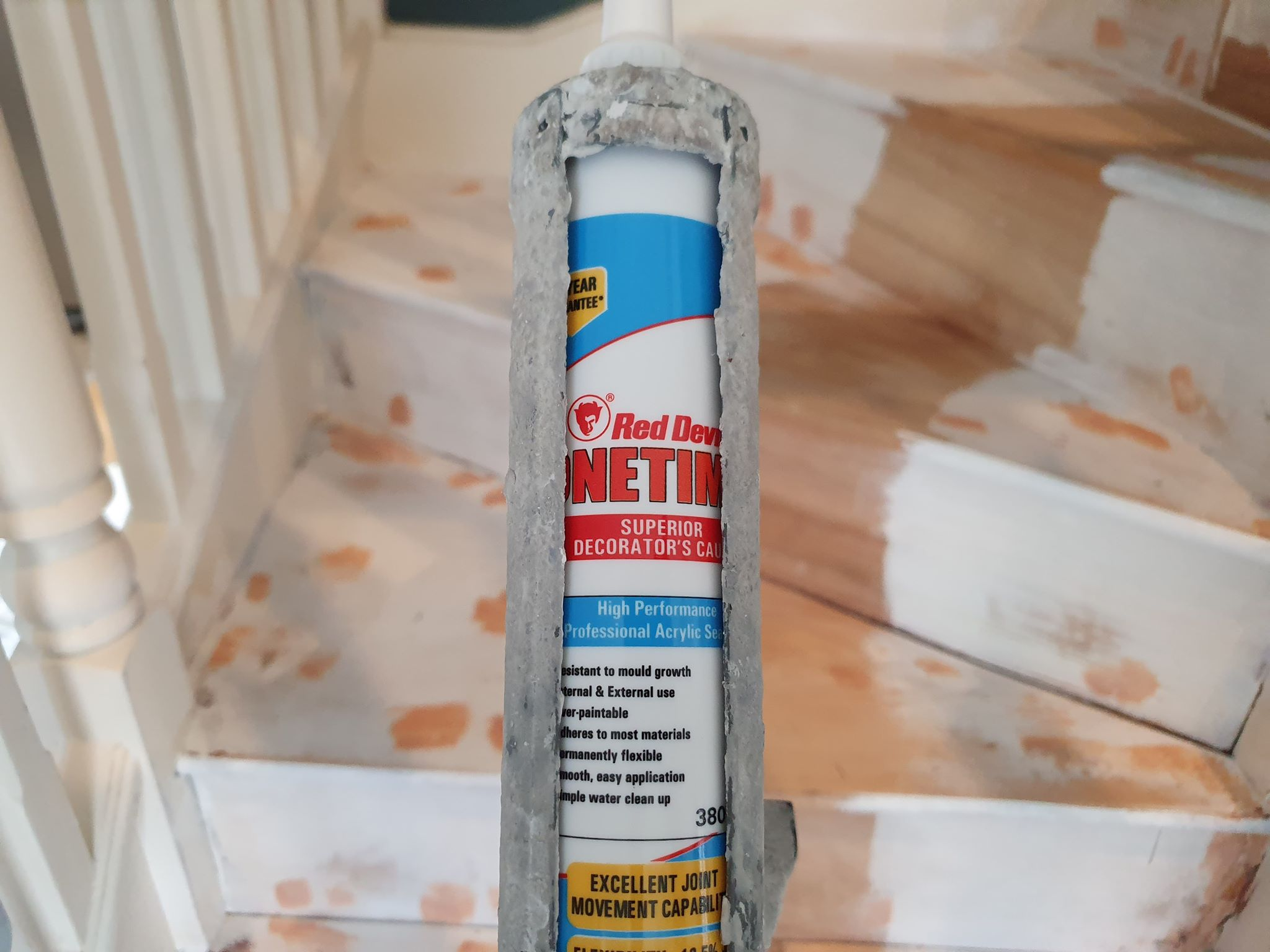 Ciret OneTime Decorators Caulk