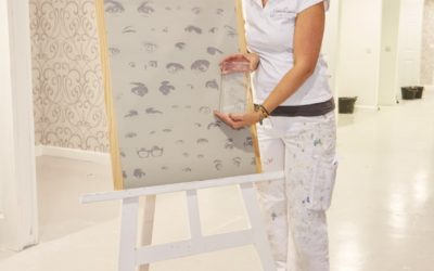 Dulux Academy's Ultimate Wallpapering Challenge Winner