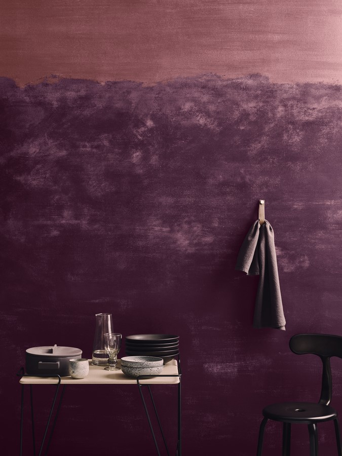 Crown Reveals Seasonal Colour Trends