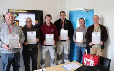 HMG Spray Course Review – Decorator Training