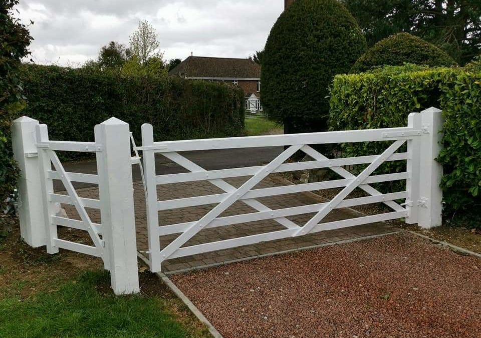 Zinsser Water-based Exterior Products Spencer's Gates