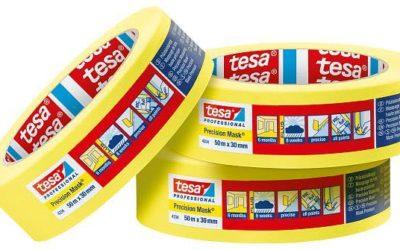 Tesa Adhesive tapes Review by Chris Ashmore