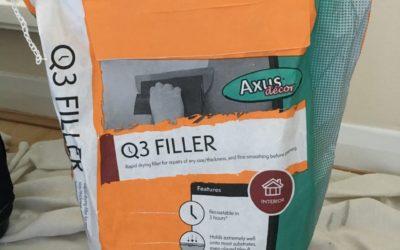 Axus Décor Q3 Filler Review Written by a Decorator