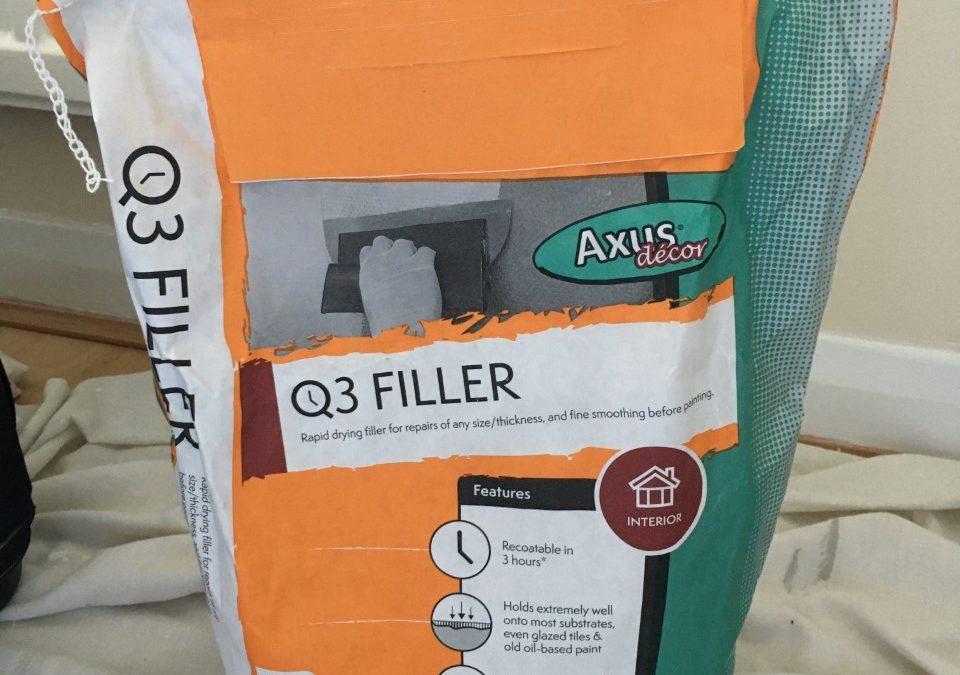 Axus Décor Q3 Filler Review