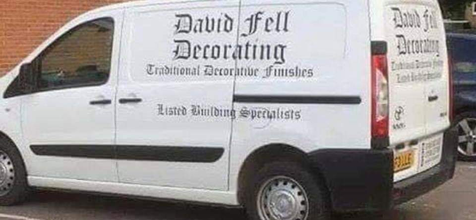 Life is Hard as a Self-Employed Decorator