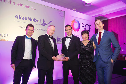 Double award win for AkzoNobel
