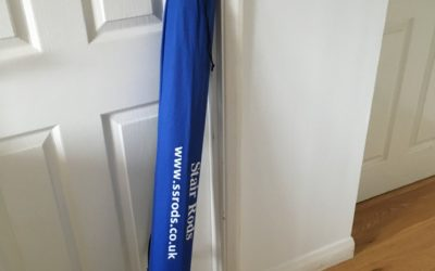 Safety Stair Rods Review by Robin Gofton