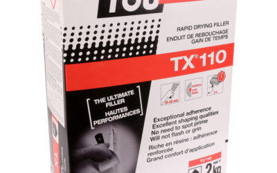 Toupret TX110 filler Review – Rapid Drying