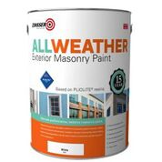 Zinsser masonry paint for all weather