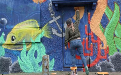 Crown Paints Brightens Projects in Hull