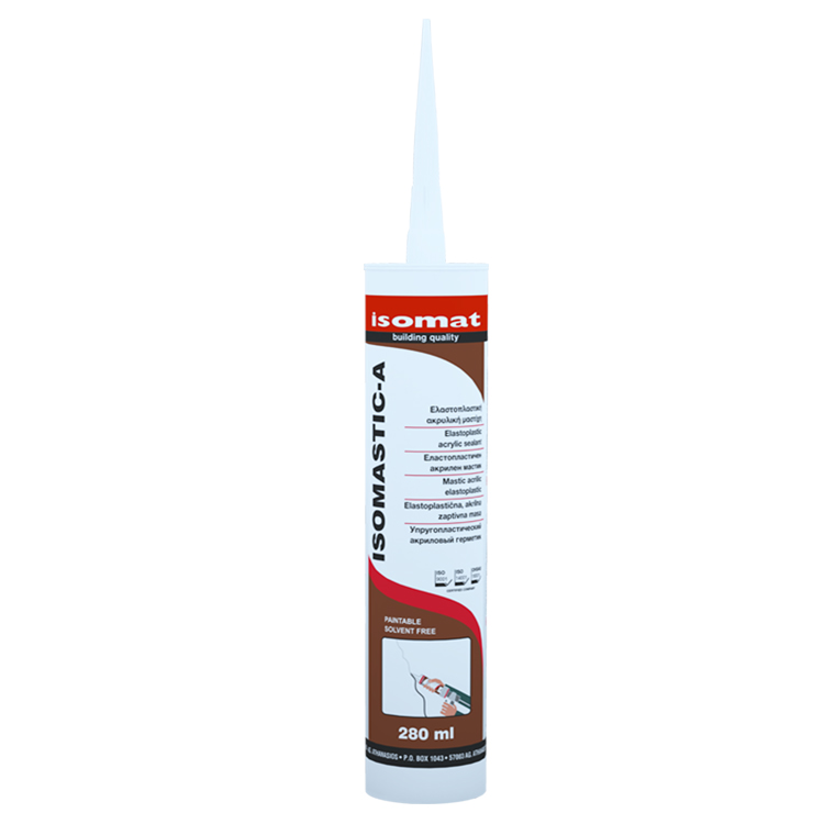Isomastic-A Isomat Caulk Review  By Mike Gregory