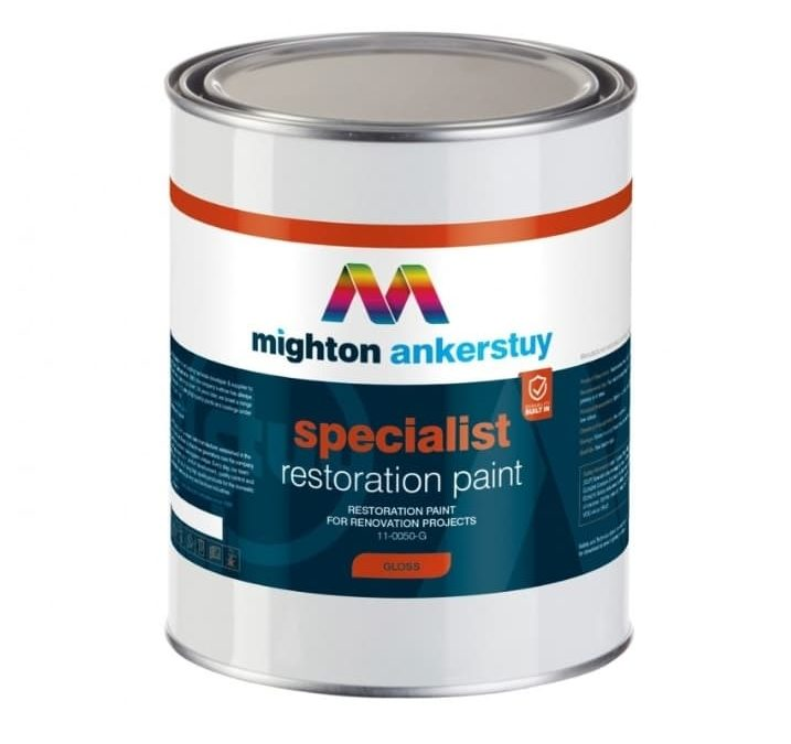 Mighton Ankerstuy– Exterior Opaque Gloss Review