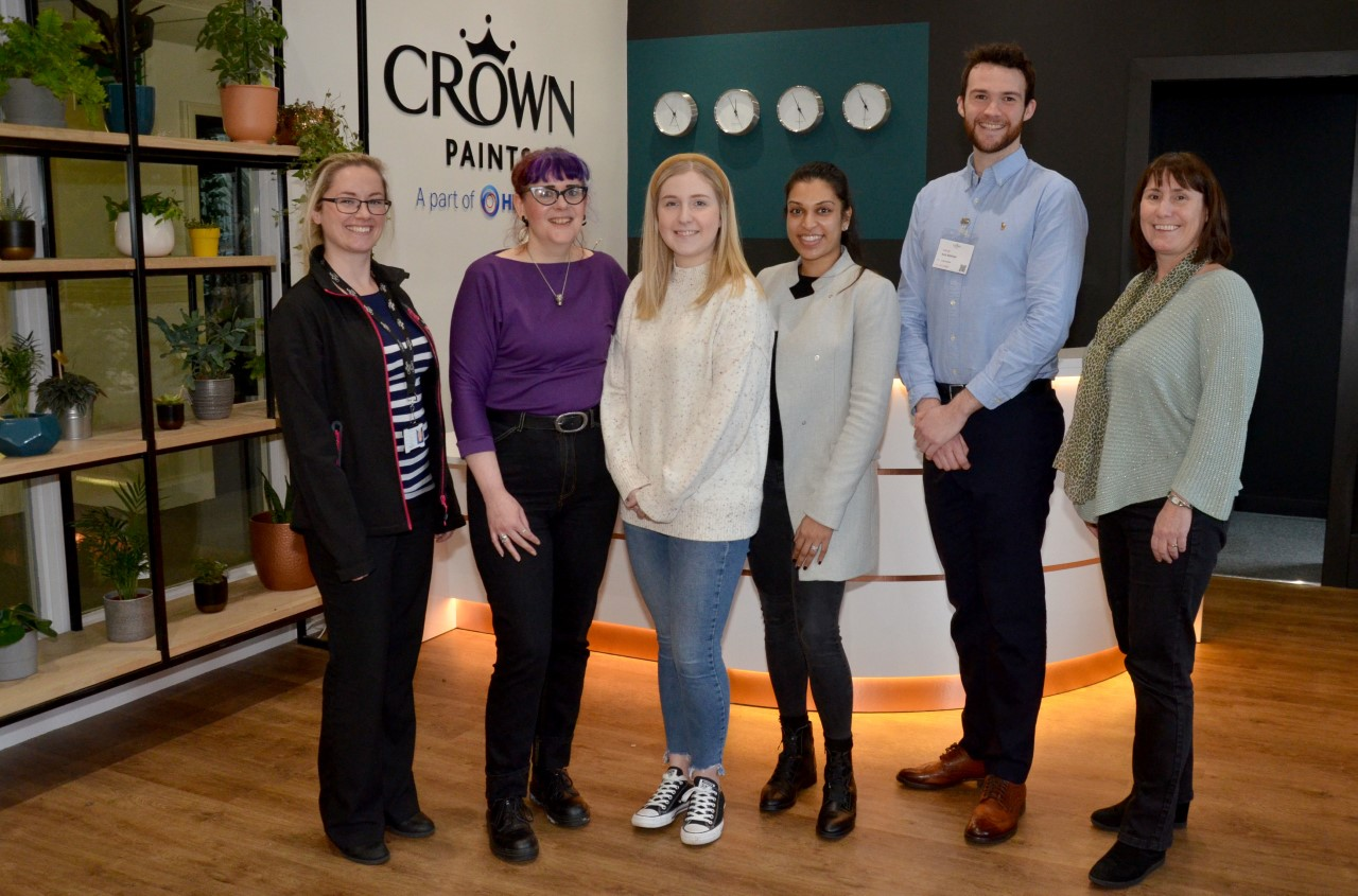 Crown Paints and the Alzheimer's Society