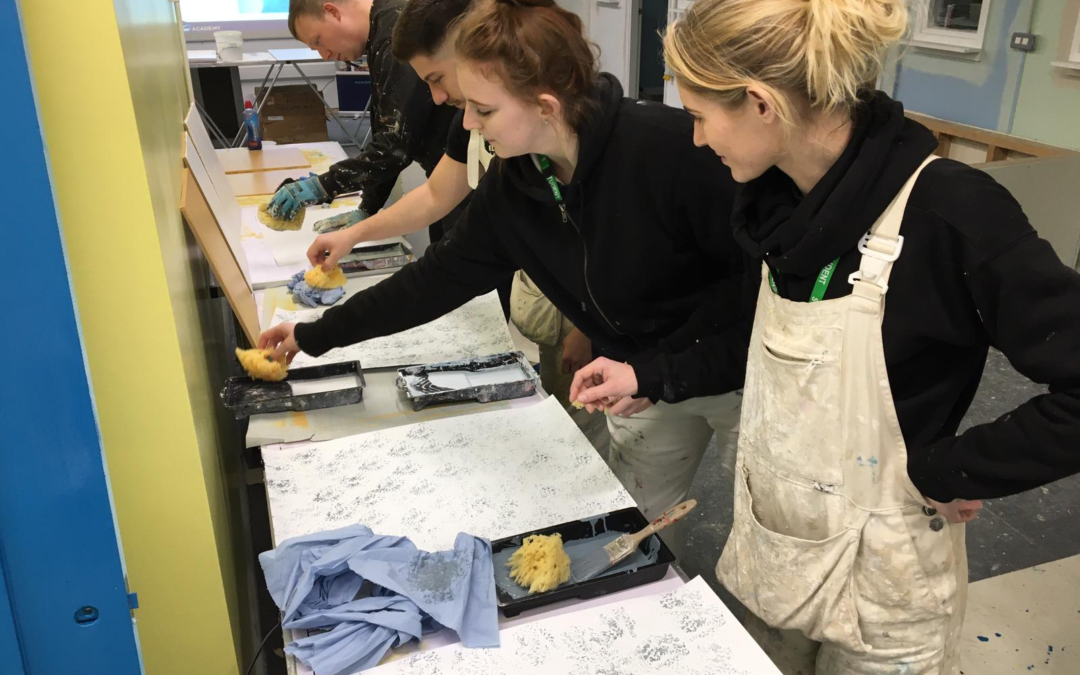 National Apprenticeship Week at the Dulux Academy