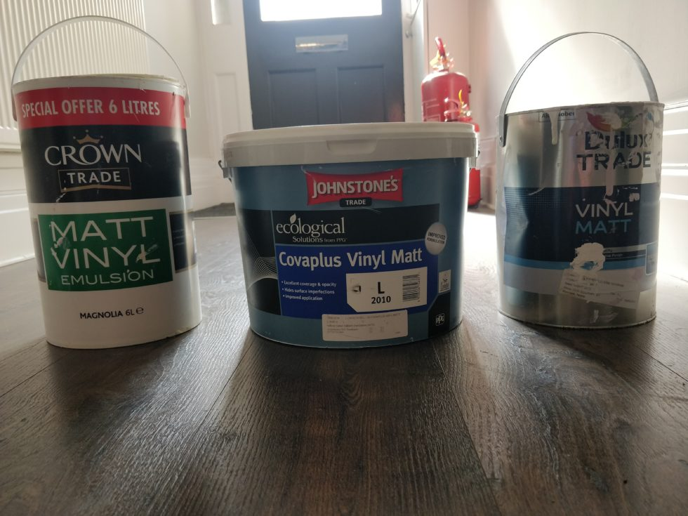 dulux crown or johnstone's emulsion. Which is the best paint?
