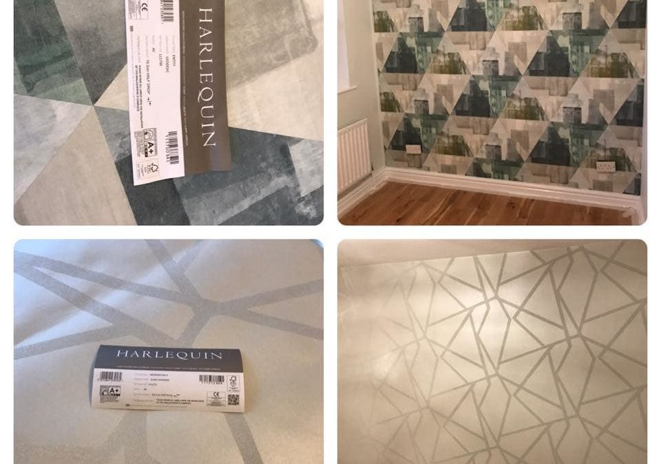 Harlequin Non-Woven Wallpaper Review - the best wallpaper on the market