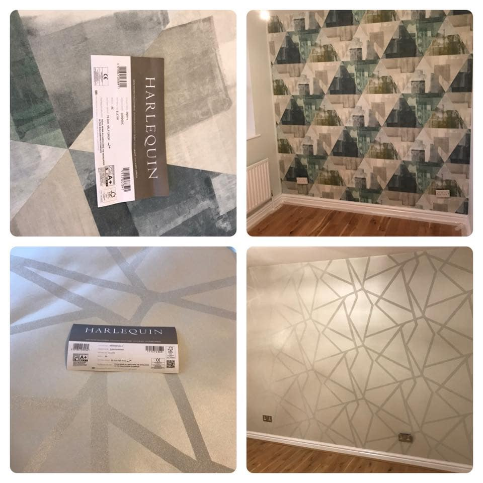Harlequin Non-Woven Wallpaper Review