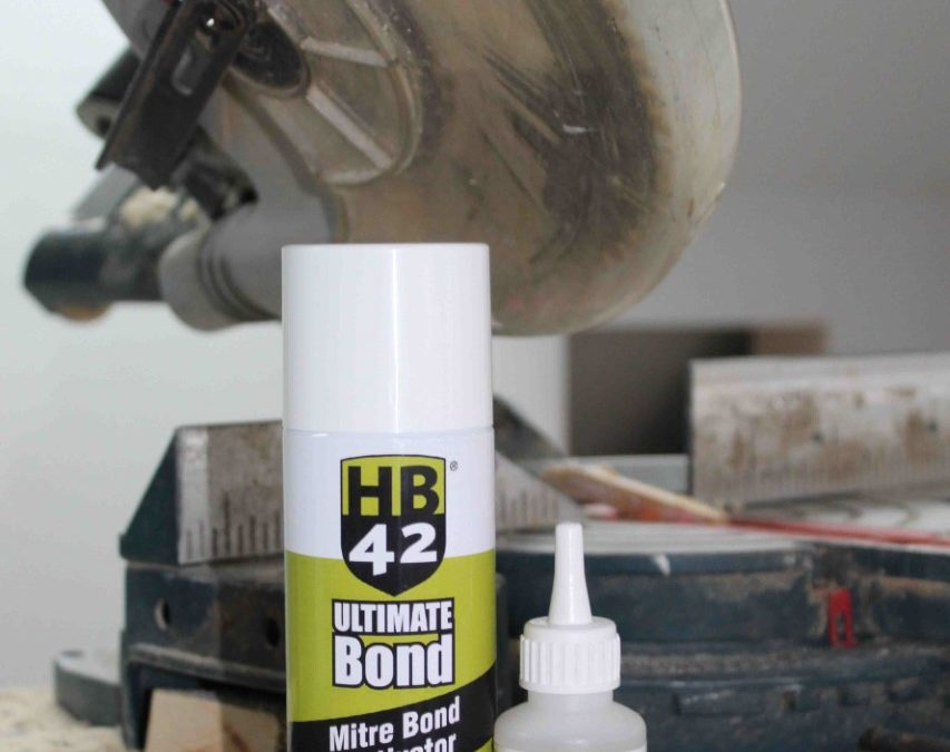A perfect mitre every time: HB42 launches the Ultimate Bond kit