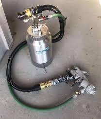 Sprayman HVLP Pressure Pot Review