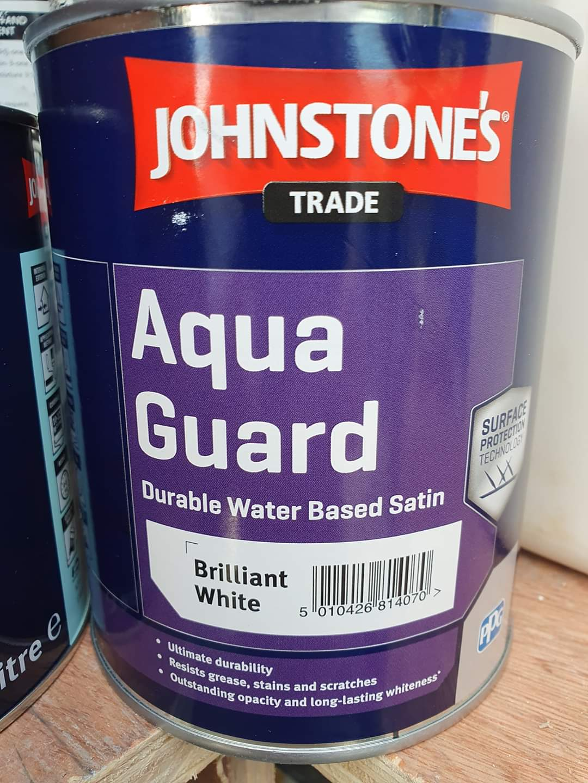 Johnstone's Aquagaurd Satinwood – A Two Coat System?