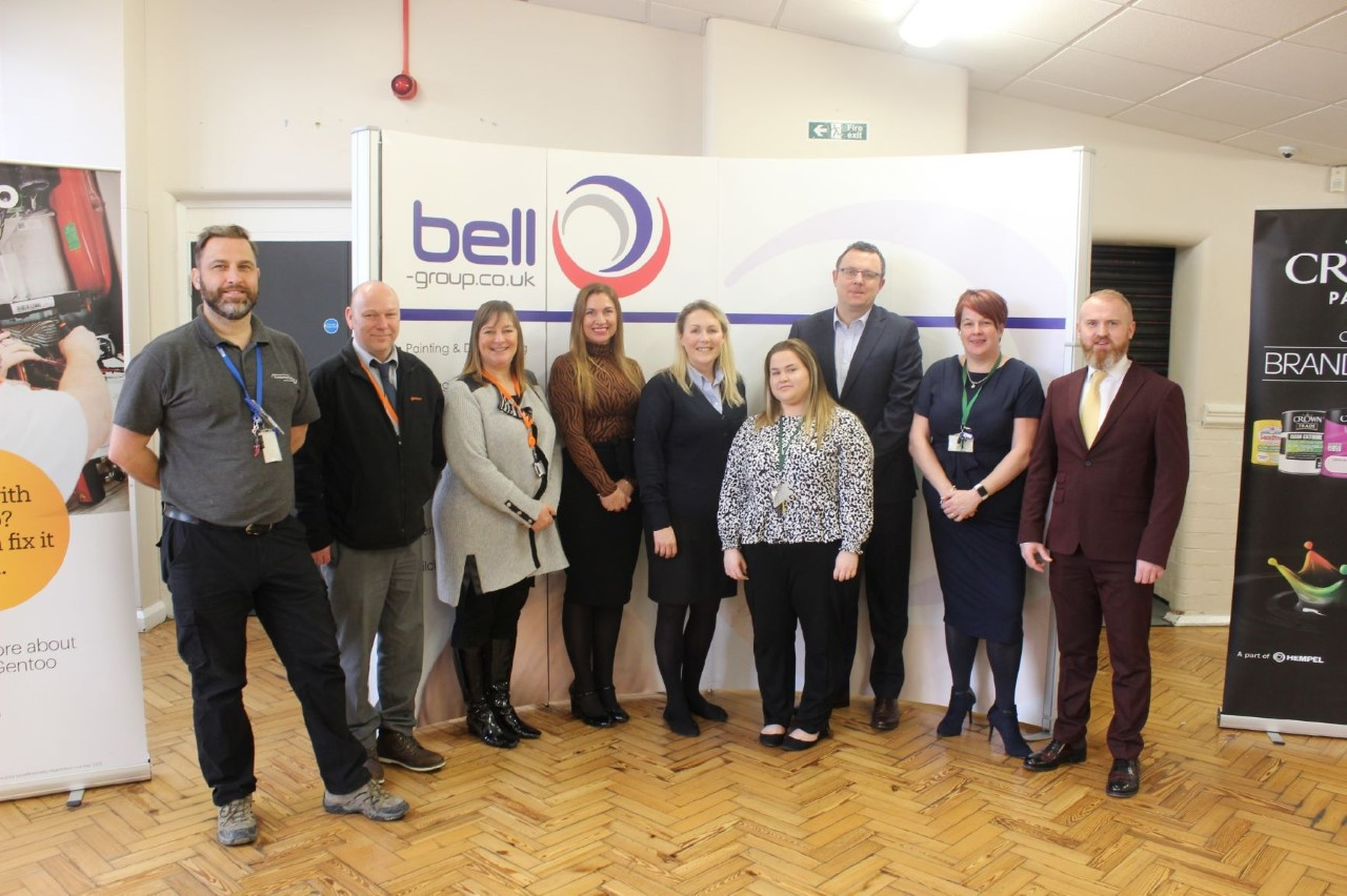 Crown Paints Support Bell Decorating Hubb