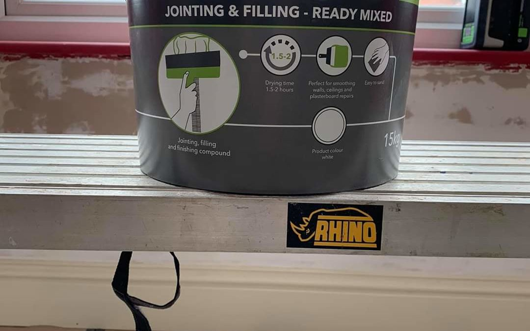 MakeGood Jointing & Filling Ready Mixed Review