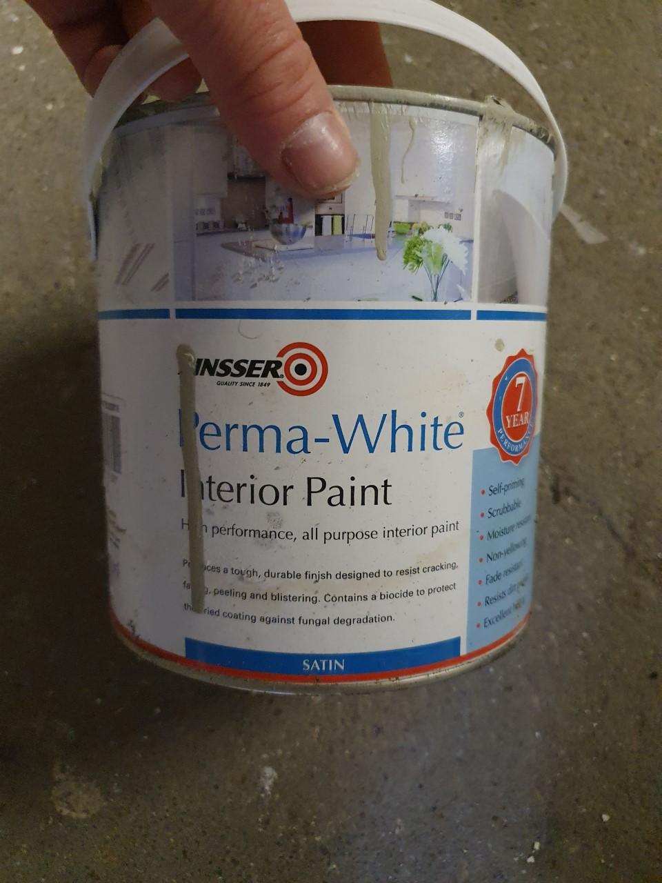 Decorators Review Zinsser Perma-White