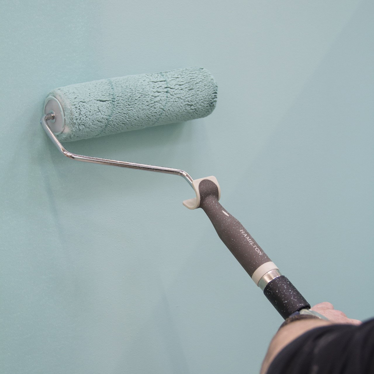 Roll on with Hamilton - quality decorating tools and the best paint roller on the market