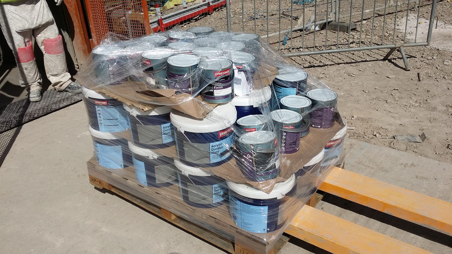 Johnstone's Trade Paint Review Mike Cupit