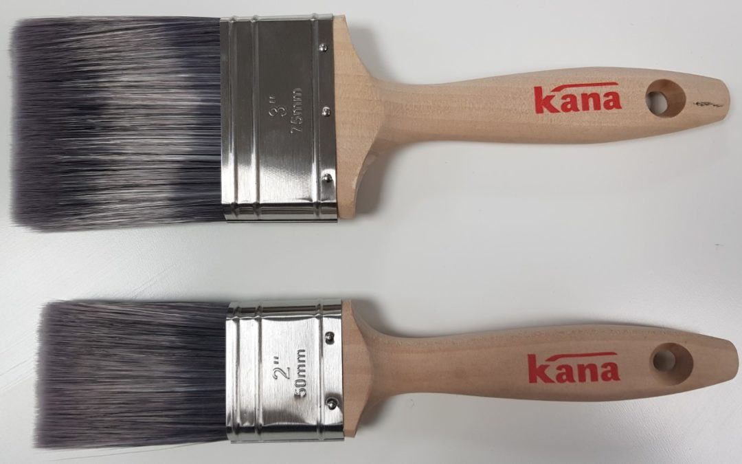 Kana Professional Synthetic Paintbrush Review