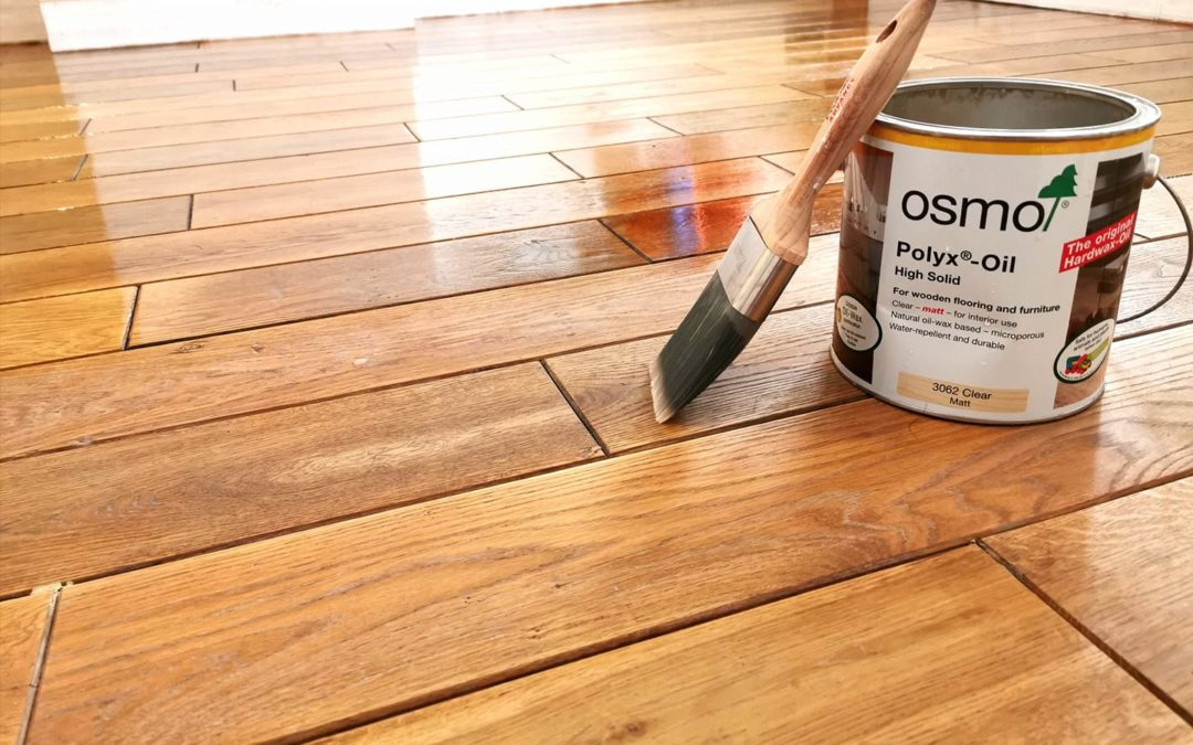 Osmo Oil Review and product guide - Decorator's forum UK