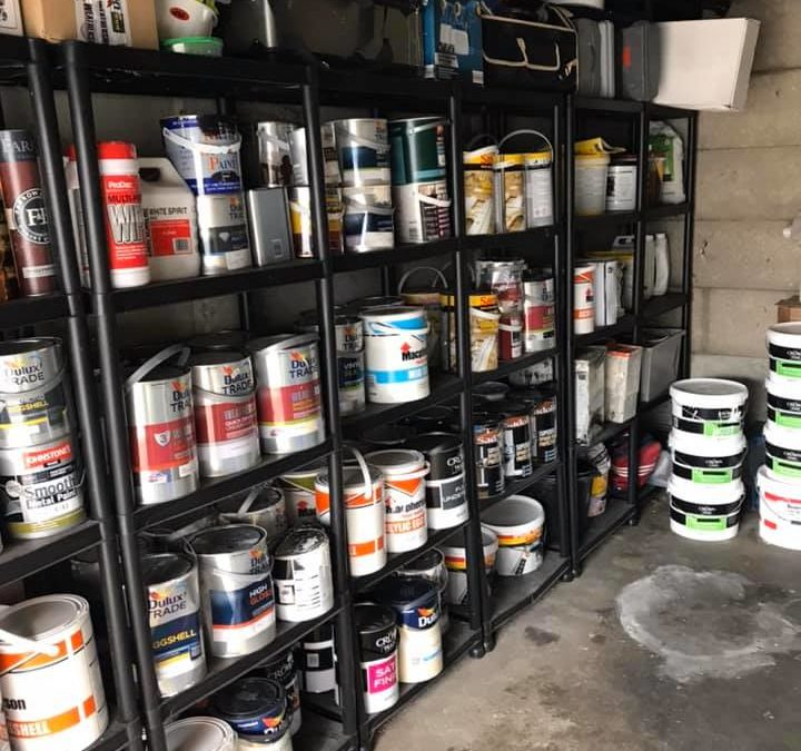 Best and cheapest place to buy trade paint - online and in store