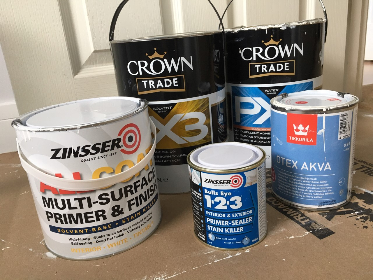 The Best Adhesion Primer on the Market - a comparison