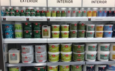 Tikkurila Paint Review – by Mike Gregory