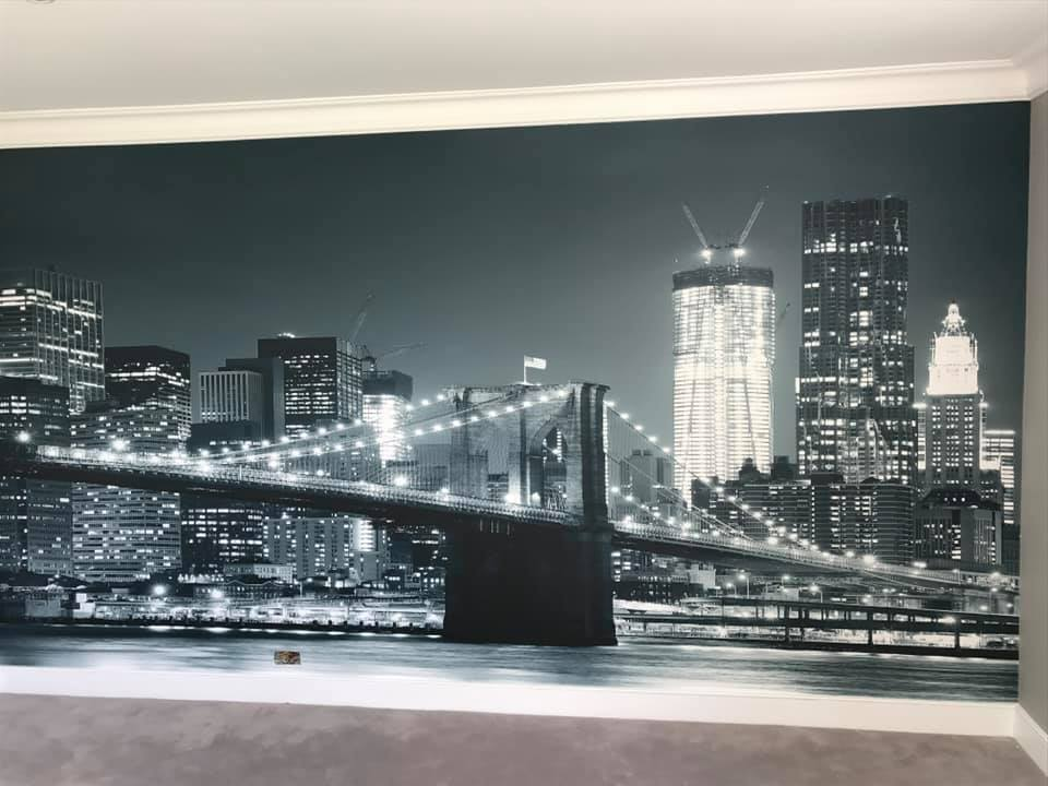 Make Money from Wall Murals by becoming a unique walls approved supplier