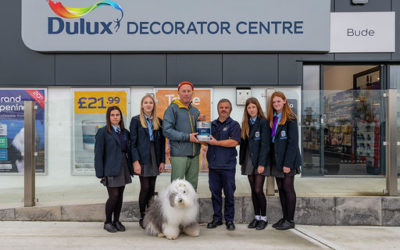 Dulux Decorator Centre bringing colour to communities