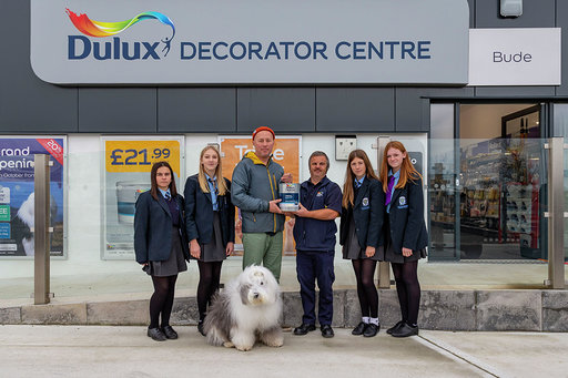 Dulux Decorator Centre bringing colour to communities