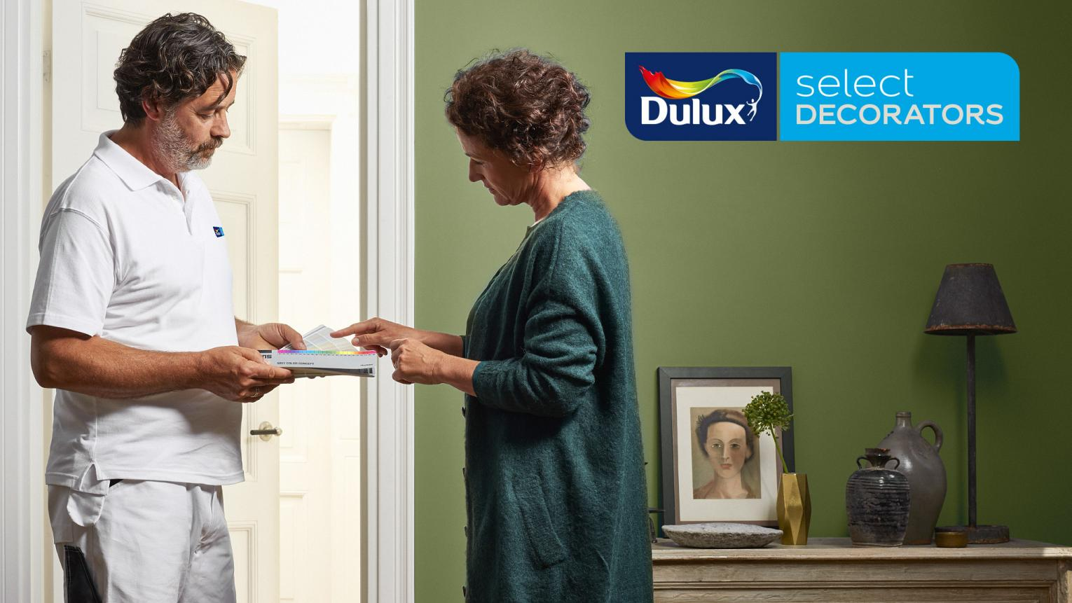 Dulux Unveils New state-of-the-art Select Website to help connect homeowners with quality Dulux Select decorators to help them bounce back.