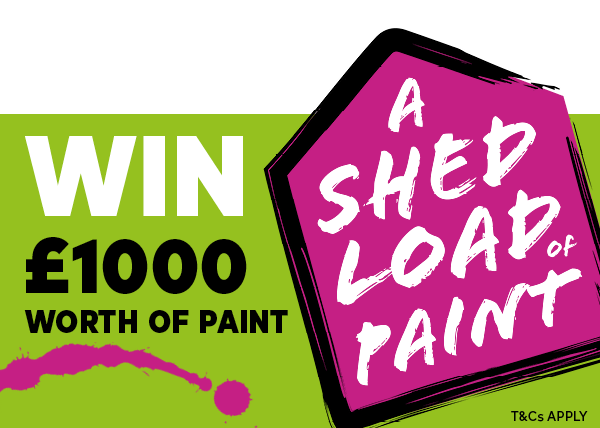 WIN £1000 worth of paint thanks to Brewers