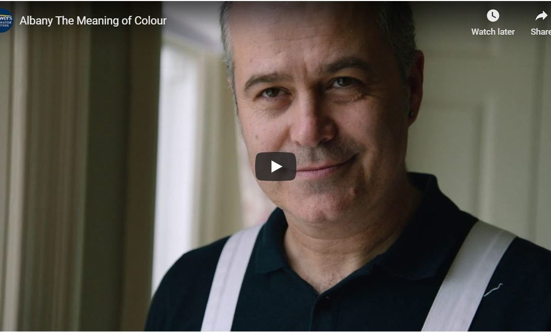Watch: Albany, the Meaning of Colour