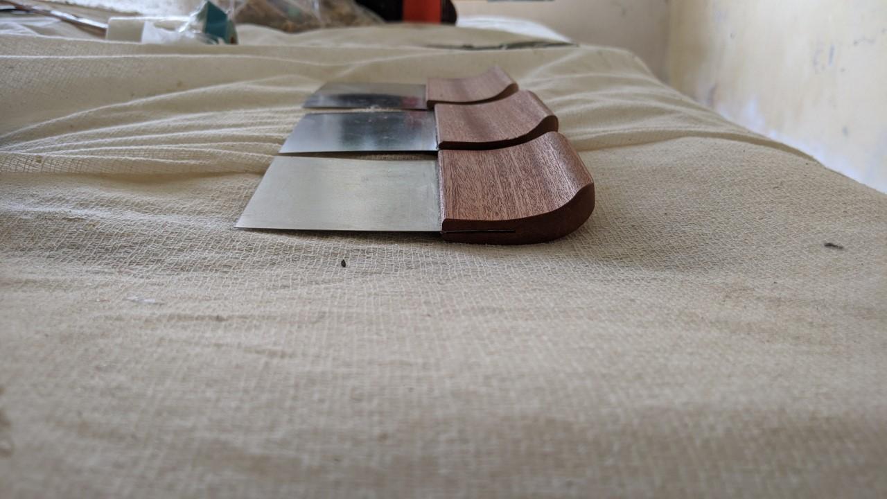 Tiger Kit Filler/Putty knifes