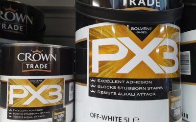 Crown Trade PX3 Review – Adhesion Primer