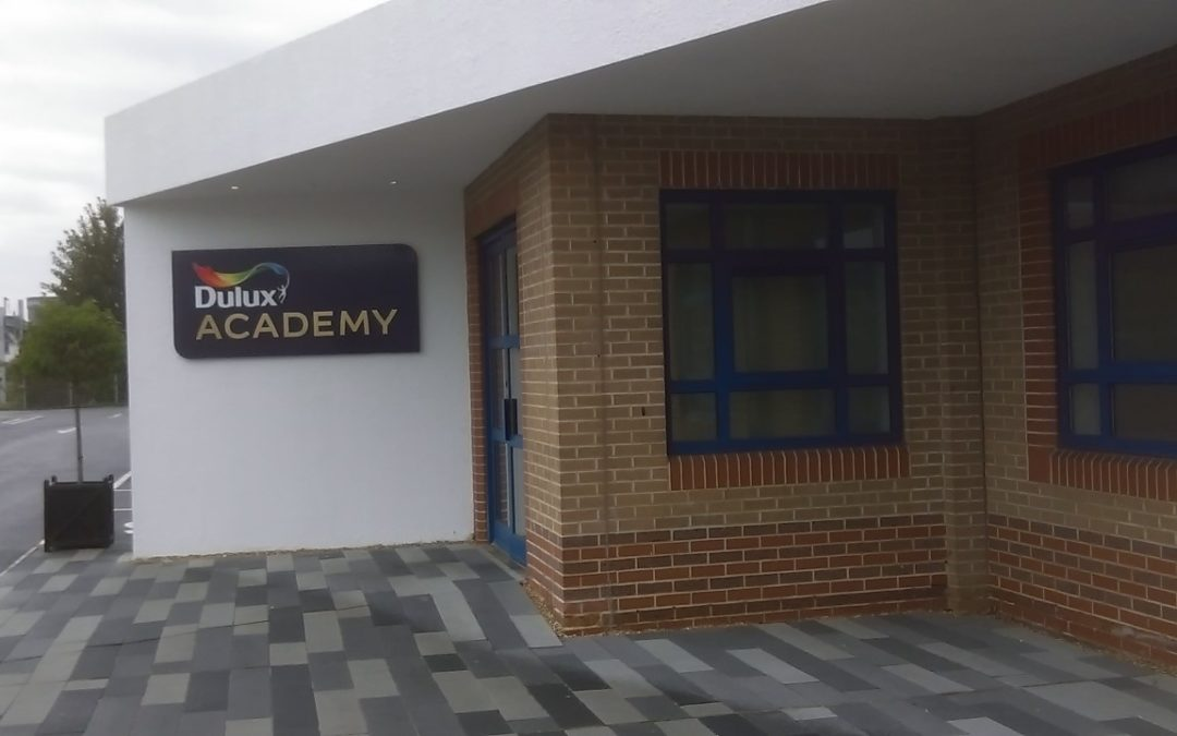Dulux Academy Introduction to Spray Course Review