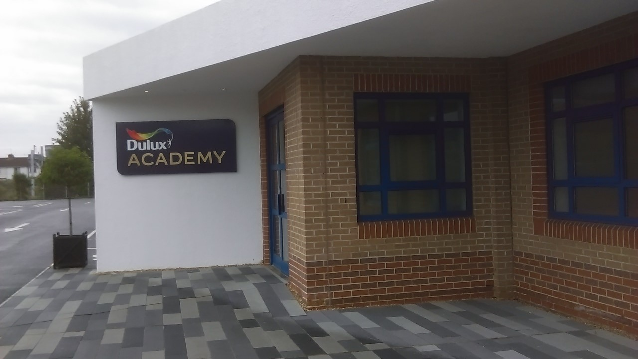 Dulux Academy Introduction to Spray Course Review - one of the best places to learn paint spraying skills